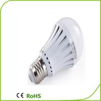 Smart magic 7w rechargeable led emergency charging light bulb