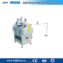 plastic profile glass strip cutting sawing machine