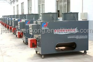 Automatic greenhouse/poultry house/livestock oli-fired hot air heater