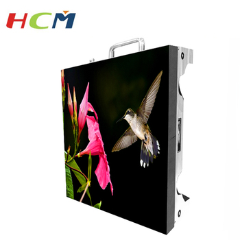 Big Background Stage Equipment P3 Led Wall Display Screen