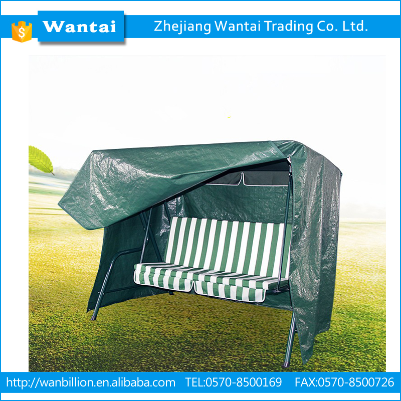 PE outdoor waterproof durable swing chair cover