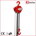 VD type high quality portable manual hoist with grade 80 load chain