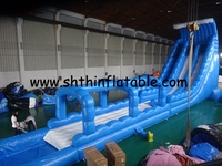 top quality big inflatable slide