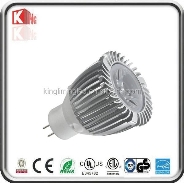 2015 China 3w MR11 g4 led Bulb,alum.spot lamp