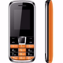 shenzhen factory price 1.77 inch 32MB+64MB dual sim feature mobile phone