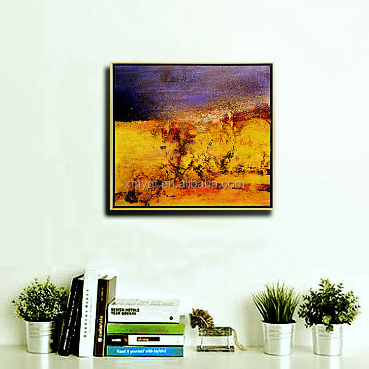 Abstract oil art paintings for sale home decoration