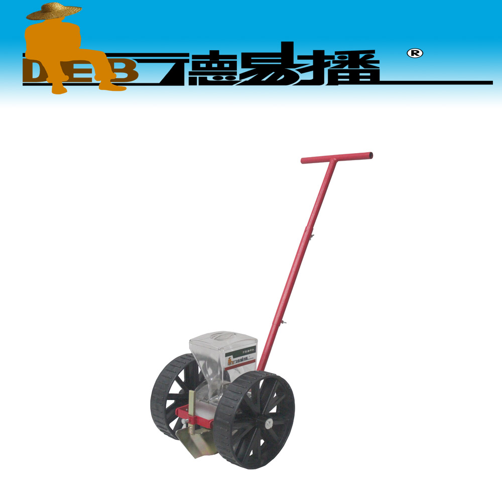 high precision corn seeder hand farm machine/1 row onion seeder hand seeding machine