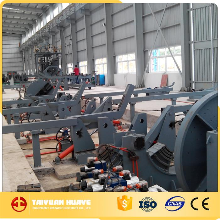 LH1250-14-1020 SSAW pipe production line