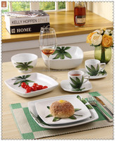 decal porcelain dinnerware