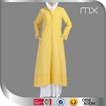 New Bodycn Salwar Kameez Long Sleeves Melayu Clothing Free Size Long Sleeve Muslim Dress