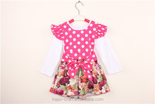 Moda bebê vestido de corte baby-1-year-old-party-dress