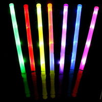Top sale Colorful led foam glow stick