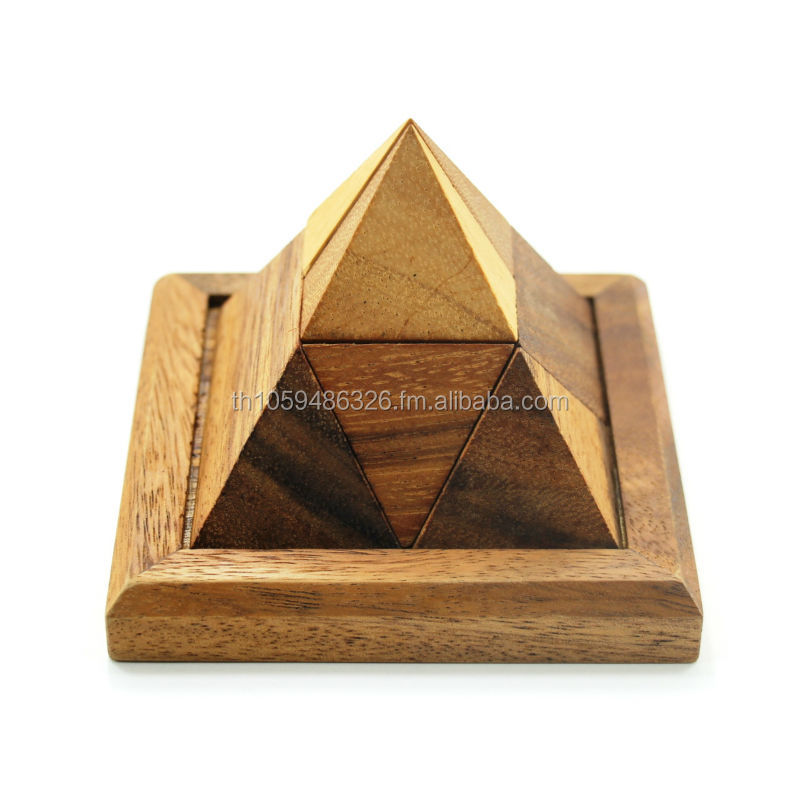 Great Pyramid 7 Pieces puzzle