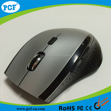 Ergonomic 2.4ghz usb wireless optical mouse driver 6D gaming mouse