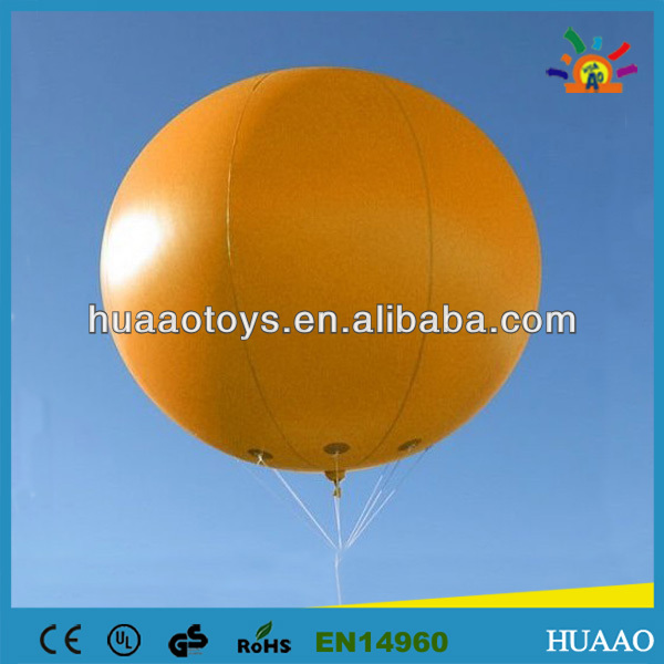 Inflatable air decoration balloon