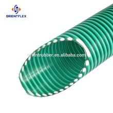 Best selling thick wall no smelling conveying gravel flexible pvc water suction irrigation pipe manufacturer supply
