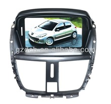 car dvd player for peugeot rcz 207 WS-9430