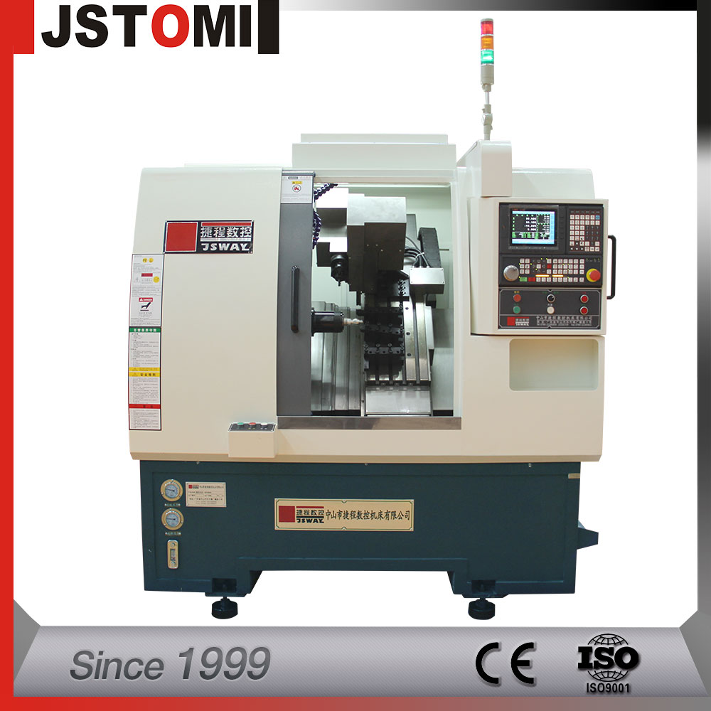 5 Axis Automatic Horizontal Cnc Lathe Machine For Sale ...