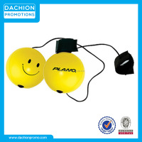 Logo printed Smile Face Bounce Back Stress Reliever/Smile Face Bounce Back Stress Toy/Smile Face Bounce Back Stress Ball
