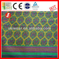 Various Indian Block Print Cotton Fabrics with Customized Function