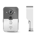 Home Real-time Video Wireless Smart Door Bell with Built-in Mic Speaker