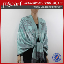 New pashmina with some design,big size but cheap price pashmina