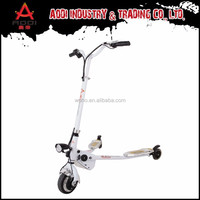 Wholesale 12km Foldable 3 wheel moped scooter