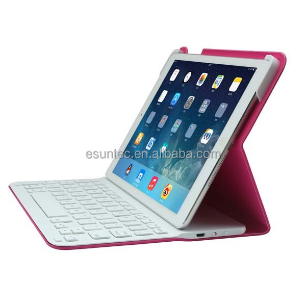 Portable wireless bluetooth keyboard for Ipad air and air 2, G1403