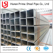 Hot Dipped Steel Hollow Section Aluminium/Galvanized Welded Rectangular / Square Steel Pipe / Tube / Hollow Section