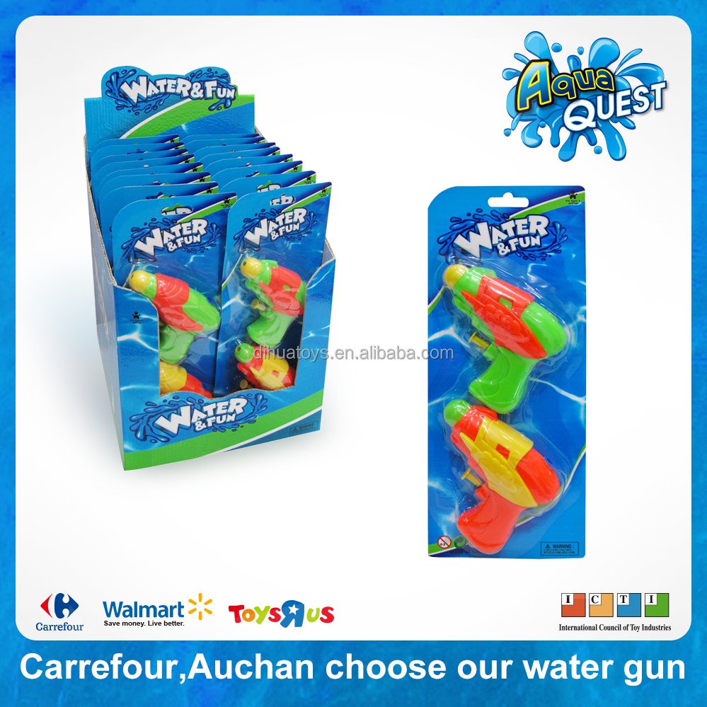 Kids Funny Mini Plastic Water Gun