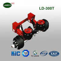 air suspension system suspension parts truck suspension