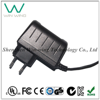 9 Volt 2 Amp 18 Watt AC DC Power Supply for EU Wall Type