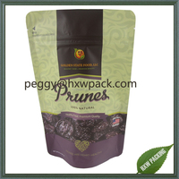 Dried fruit and nuts packaging bags