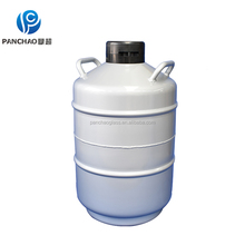 Hot Sale 15 L Liquid Nitrogen Biological Container For Ice Cream