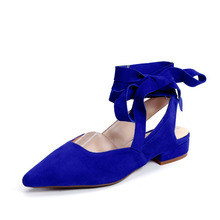 Women favorite line with small goat women shoes comfort flat sandals