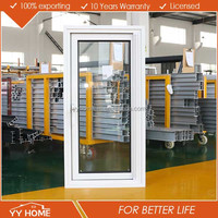 YY Home casement window handle hot sale french casement window online shop aluminum casement window