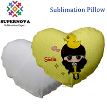 Custom Printed Pillow, Dye Sublimation Sofa Pillow Case