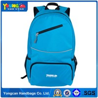 new fashion waterproof girls tops foldable backpack