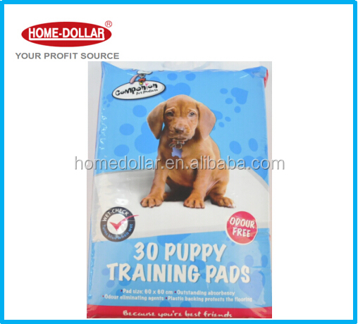 30PK PUPPY DOG TRAINING PADS FOR PET