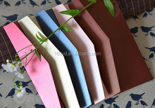 Colored Paper Envelopes Custom Wedding Invitation Envelope Letter Envelop 18 Colors For Choose Hot Sale Free Shipping