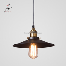 Edison Loft Style Vintage Industrial Retro Pendant Lamp Light E26 E27 Holder Iron Restaurant Bar Lamp