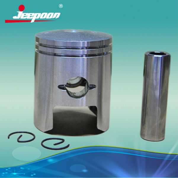 lowest friction piston for motorcycle cylinder AX100 made in China
