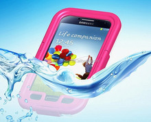 High Quality Waterproof Protective Case for Samsung S4 I9500