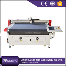Manufacturer Supplier Oscillating Knife Cutting Machine Industrial Fabric Cutting Table Price