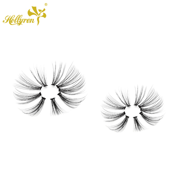 High Quality New 0.03 20D Cluster Individual Eyelash Extensions