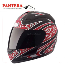 ECE Durable Blutooth Funny Motorcycle Helmets