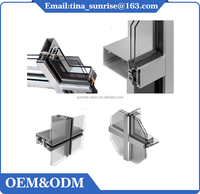 OEM Manufacturer Low Price Aluminum Extrusion