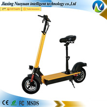 High Performance Foldable Seat Avaliable Eco Electric Scooter Citycoco