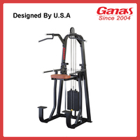 best sales professional commercial fitness machine Dip/Chin Assist