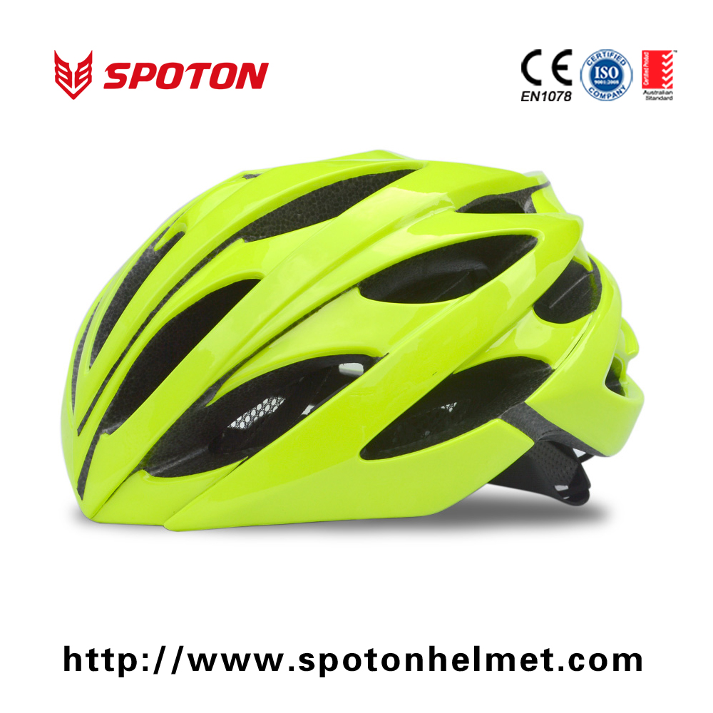 In-mould fast delivery icon helmet 23 Vents with Adjustment System